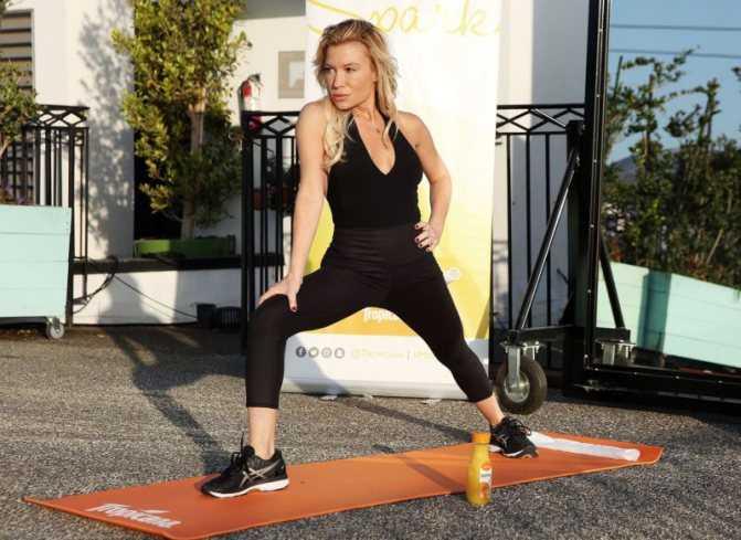 """Трейси андерсон: """"метаморфозы 90 дней"""" - программа для похудения"""