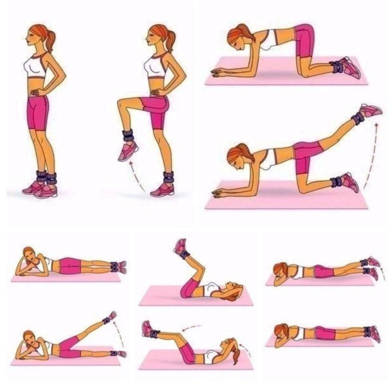Как похудеть в ногах быстро и эффективно: за 3 месяца, за 1 месяц, за 10 дней, неделю, один день?