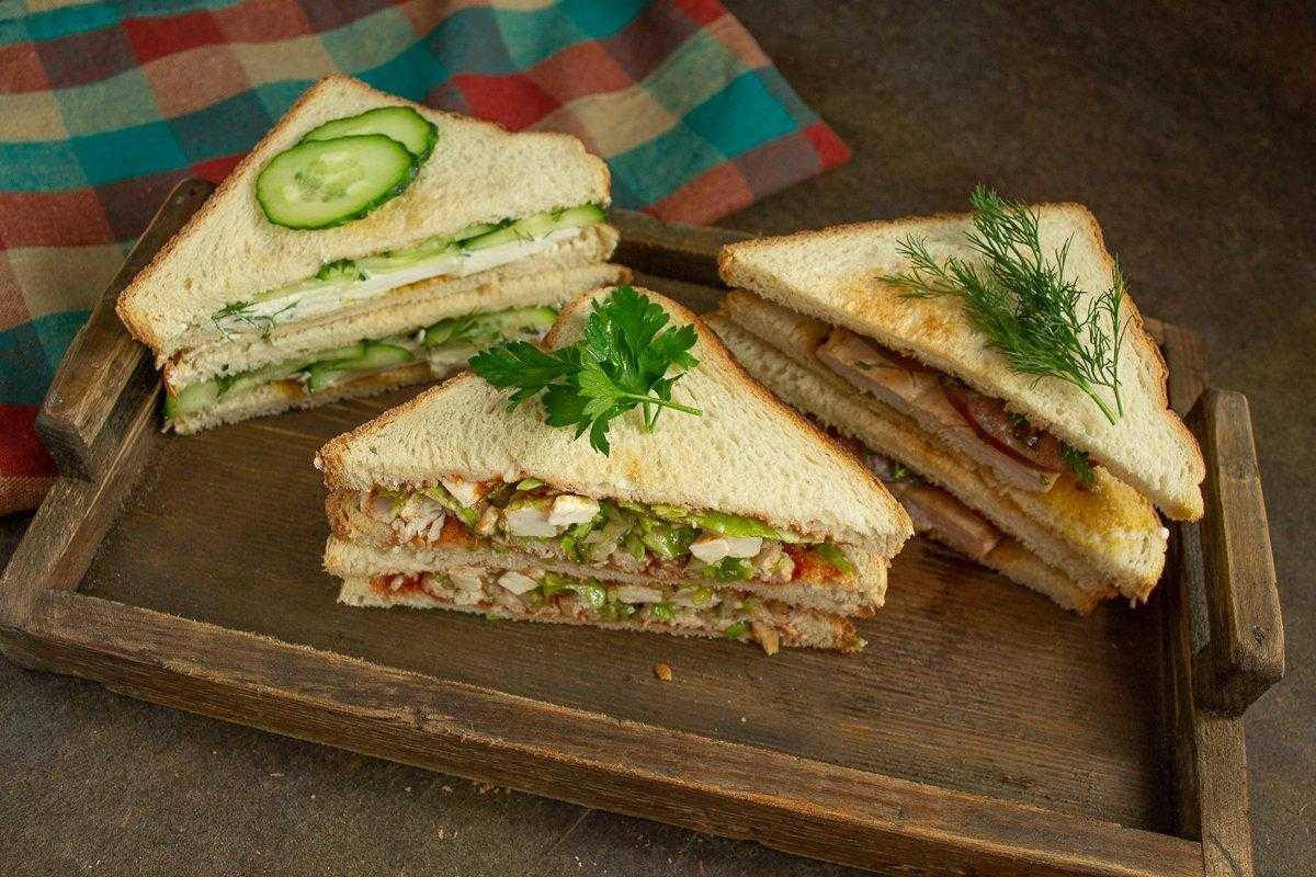 Торт «сендвич»