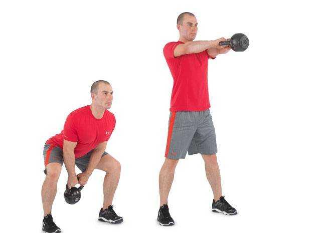 Махи гирей: техника выполнения, какие мышцы работают