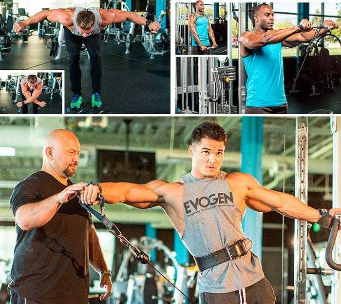 Тренировка суперсетами, программа тренировок в тренажерном зале