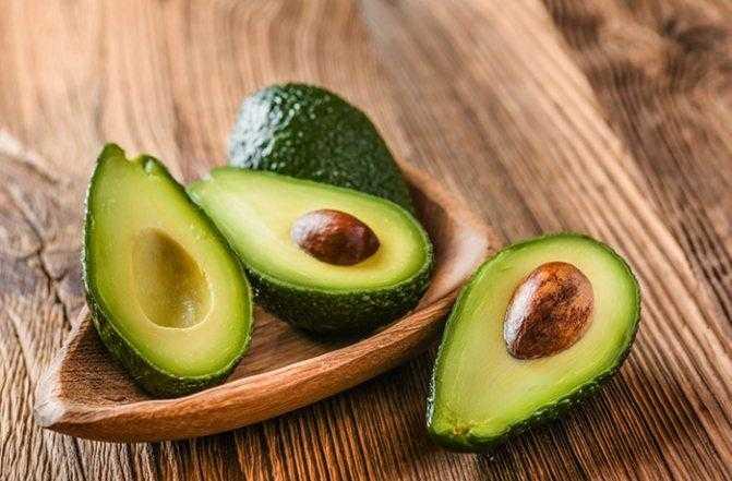 Авокадо: витамины и минералы, входящие в состав фрукта