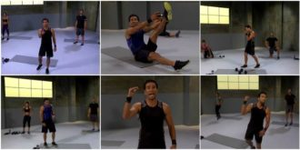 Chalean extreme: силовые тренировки в домашних условиях