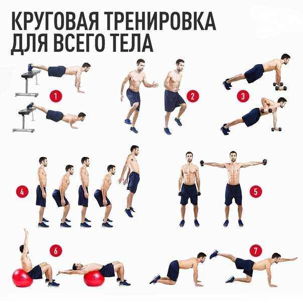 Интервальная тренировка: сжигание жиров