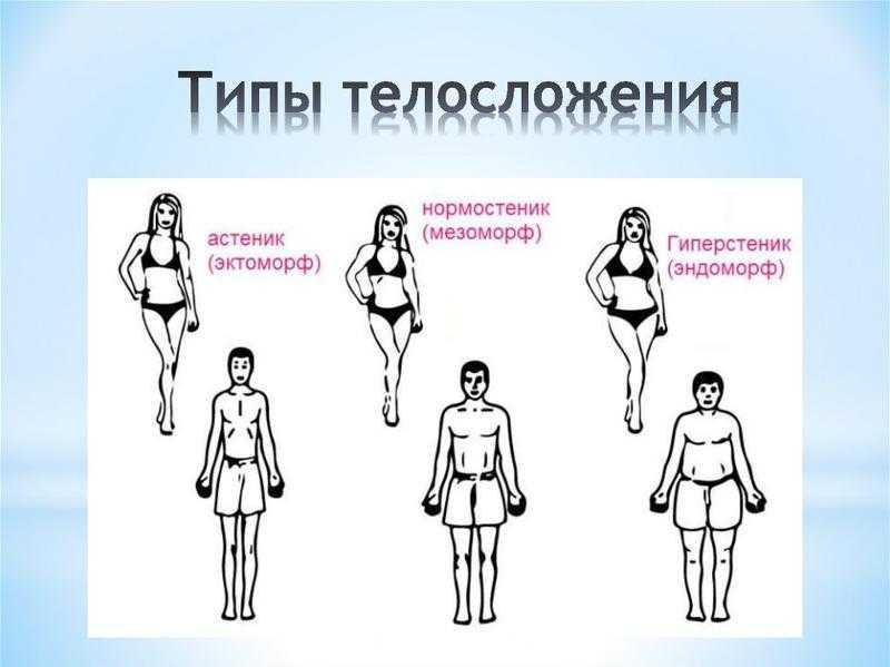 Как узнать свой тип телосложения?
