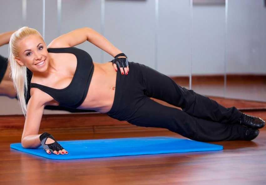 Что развивают статические упражнения   польза для организма