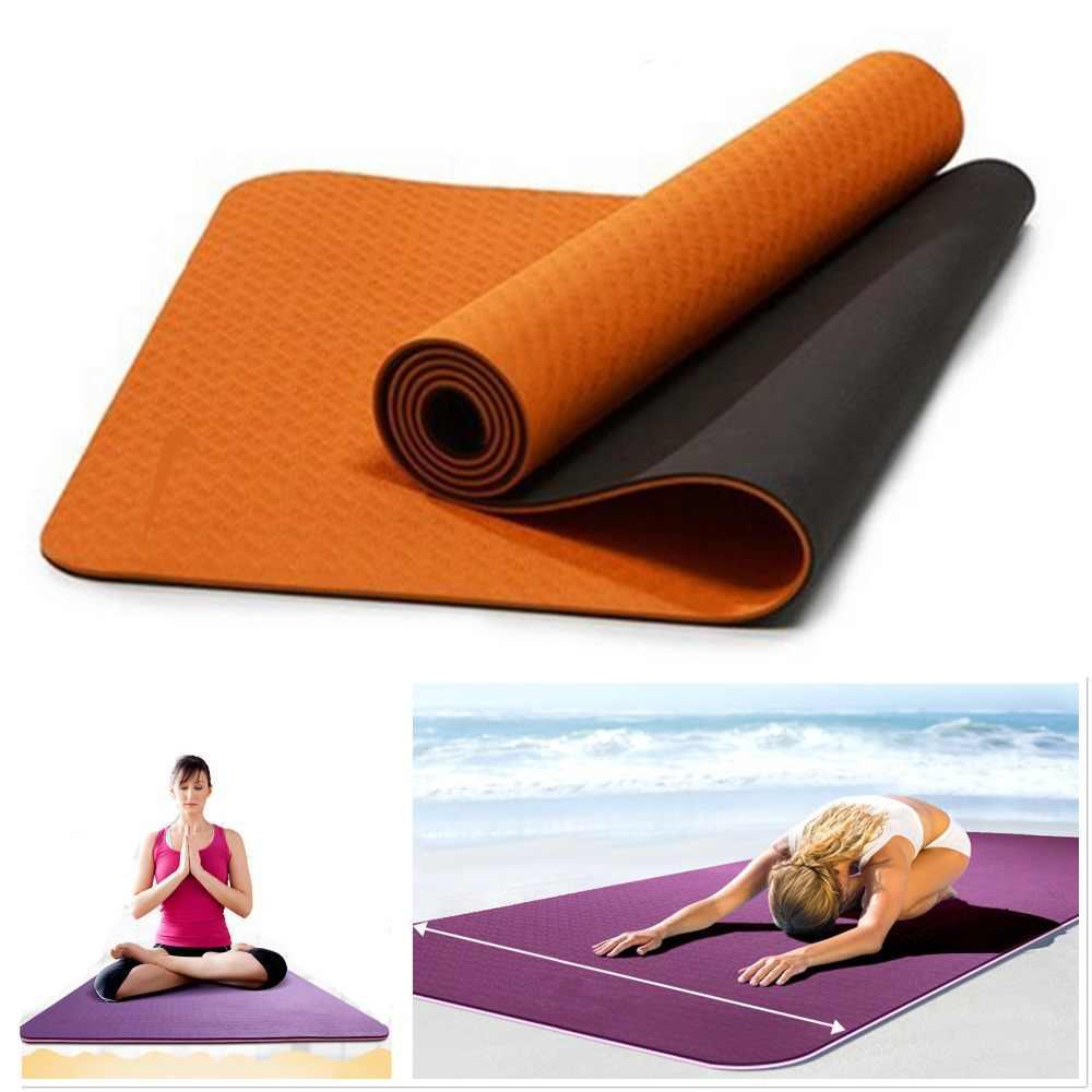 Как выбрать хороший коврик для йоги и фитнеса?