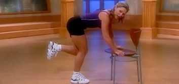 """Комплекс тэмиль уэбб """"я хочу иметь такие ноги"""", часть 1 и 2: описание упражнений, отзывы"""