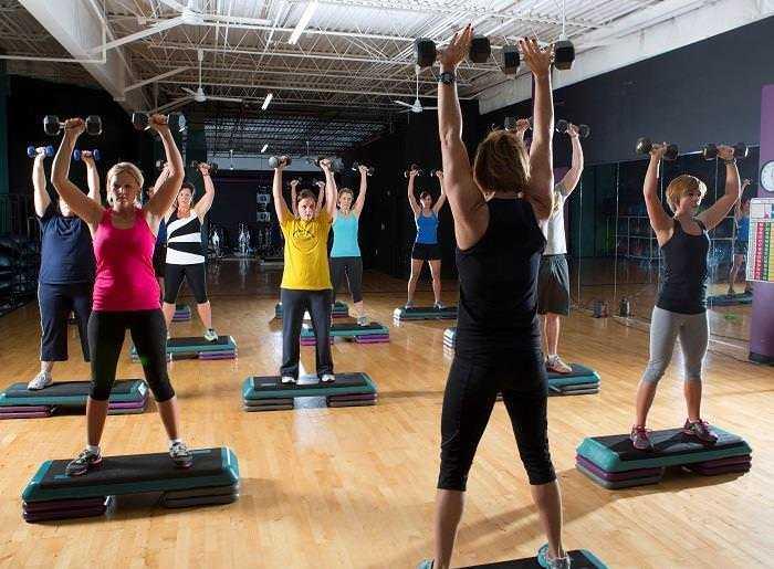 Фитнес-программа с валери турпин