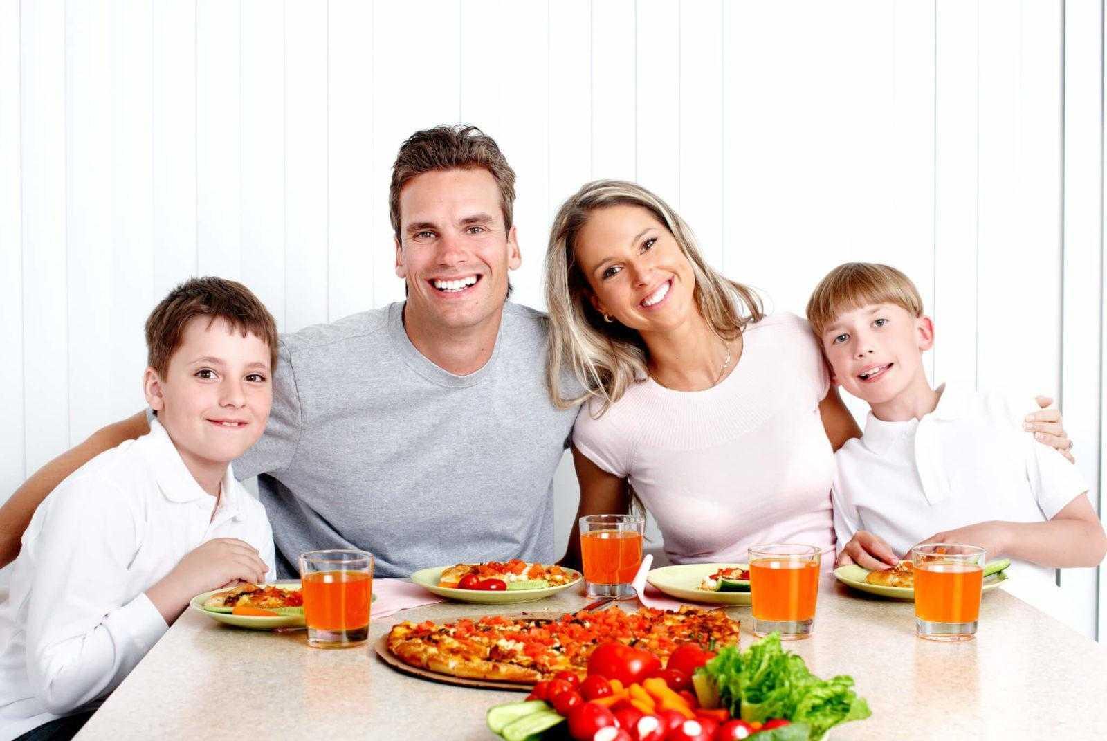 Меню правильного питания на неделю для здоровья и похудения мужчин, женщин, подростков - похудейкина
