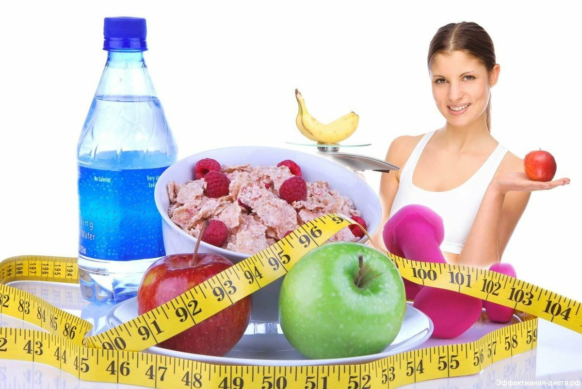 Как правильно питаться, чтобы убрать живот женщине или мужчине - жиросжигающие продукты и меню диеты