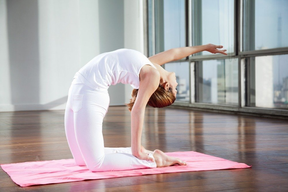 Основы йоги для начинающих