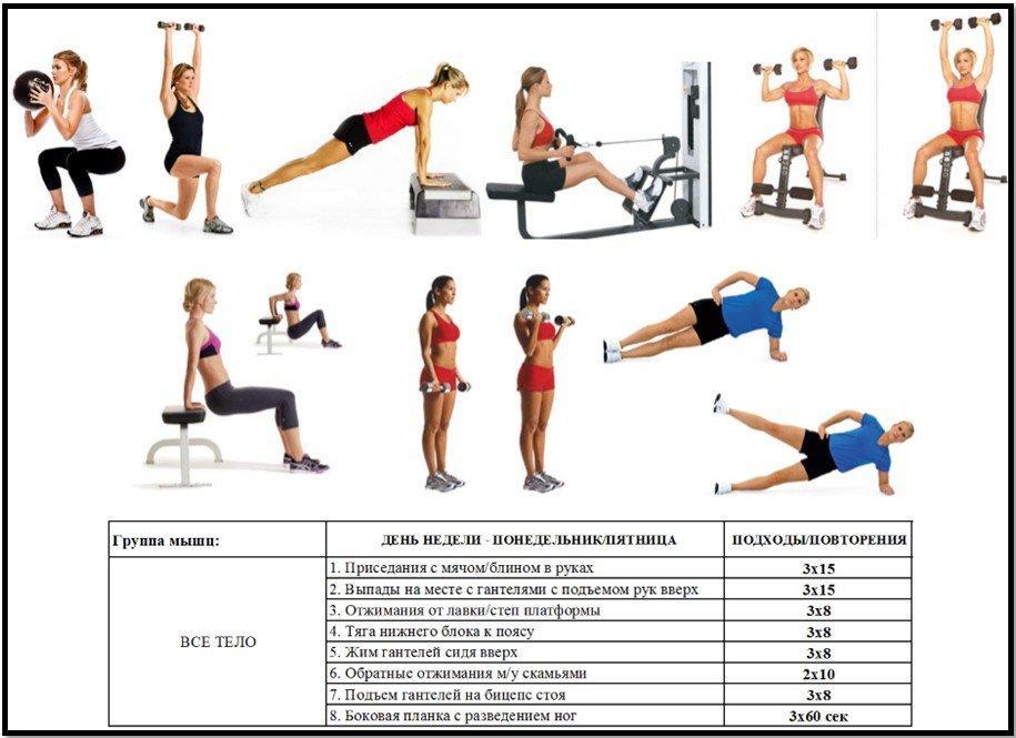 Как похудеть в руках и плечах: эффективные упражнения, питание, массаж