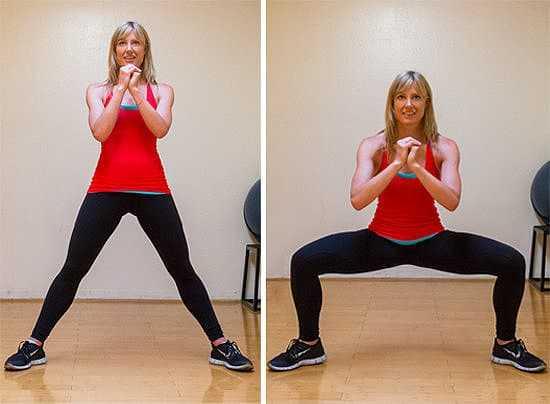 Как убрать галифе на бедрах девушке. упражнения, комплекс тренировки в тренажерном зале