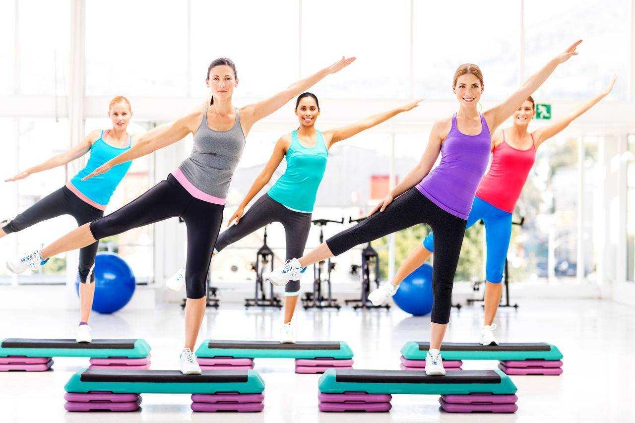 Аэробика и ее польза для организма | фитнес