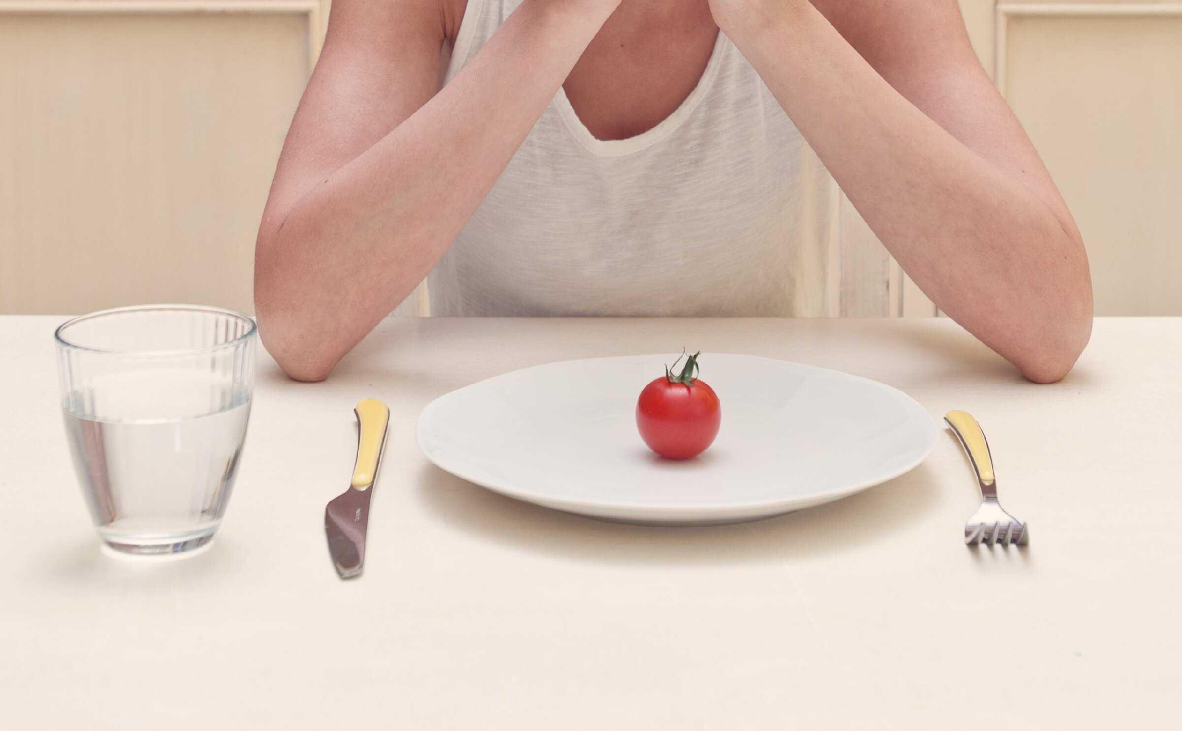 Чем вредно и опасно голодание