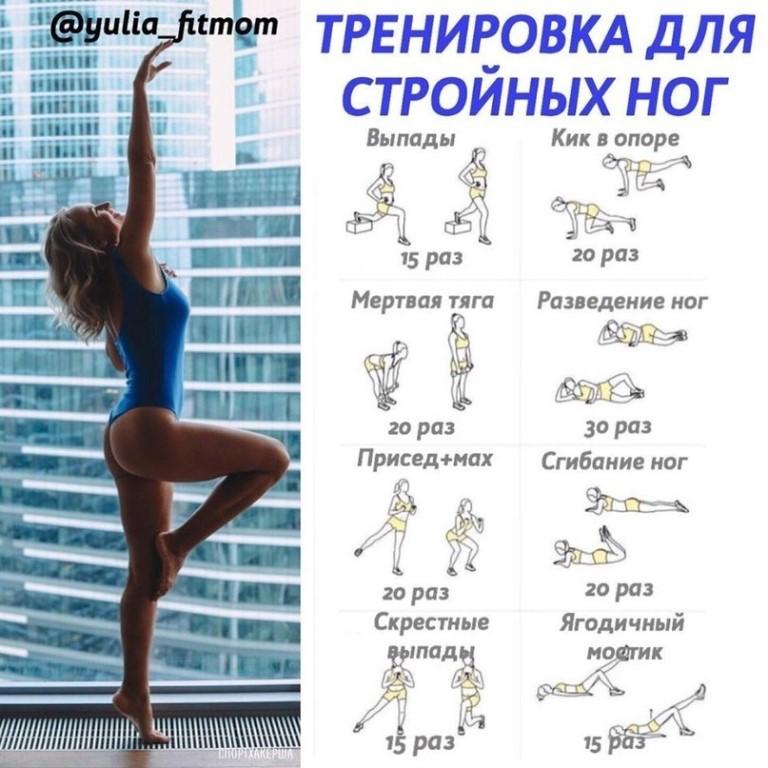 Предлагаем вам эффективную подборку тренировок для внешней стороны бедра, благодаря которым вы улучшите форму ног и подтяните проблемные зоны
