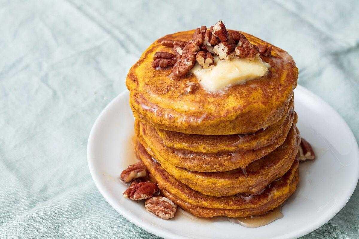Рецепт тыквенных оладий с сыром - 10 пошаговых фото в рецепте