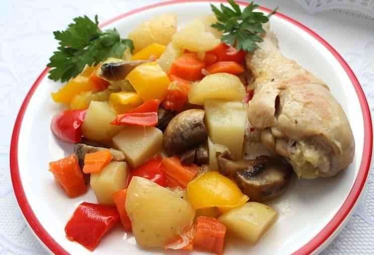 """Рыбное рагу в фольге """"а-ля матлот"""" – кулинарный рецепт"""
