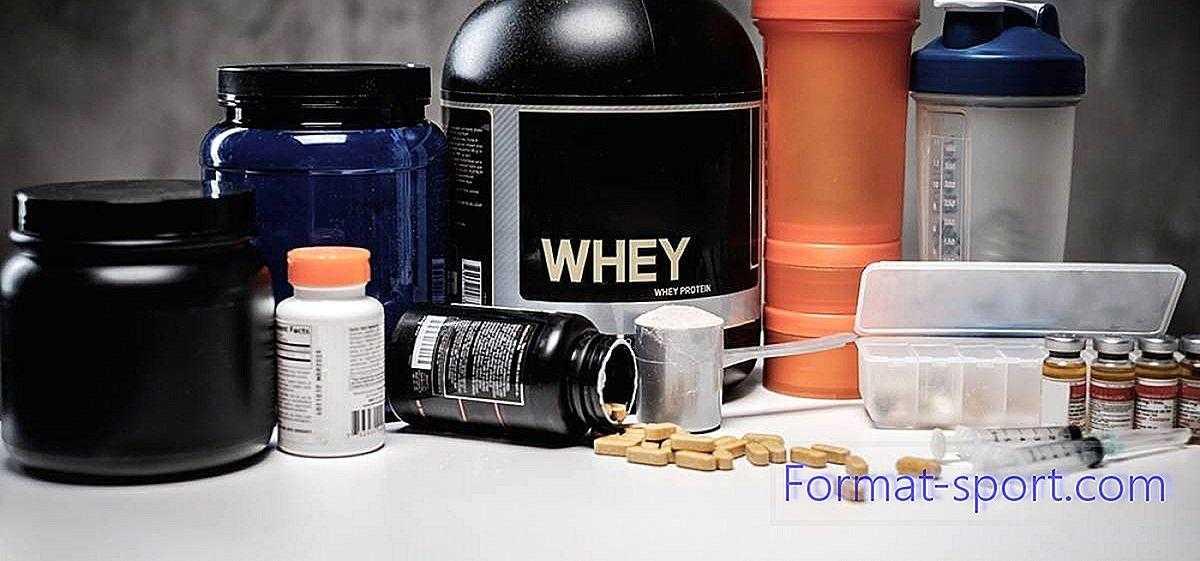 Протеиновые коктейли для спортсменов