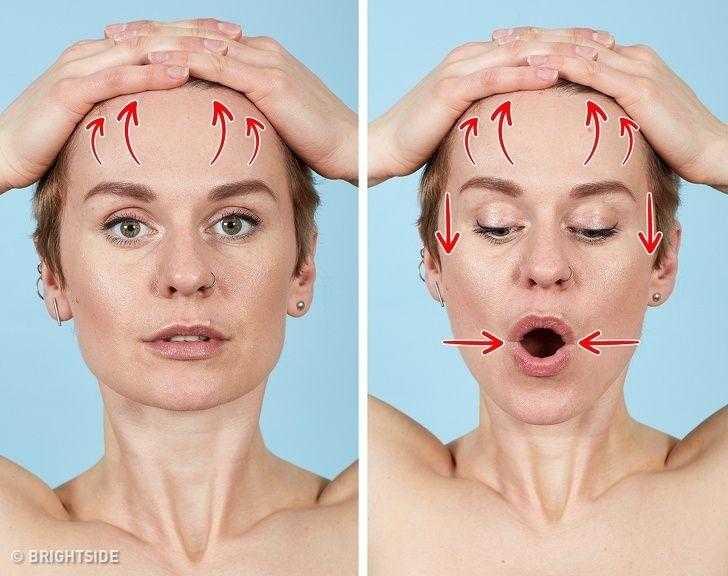 Дряблая кожа на шее причины, что делать, как избавиться