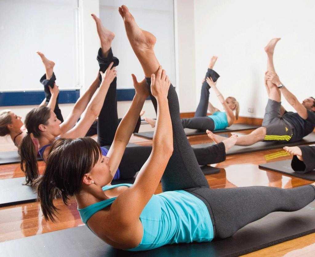 Разновидности фитнес-тренировок