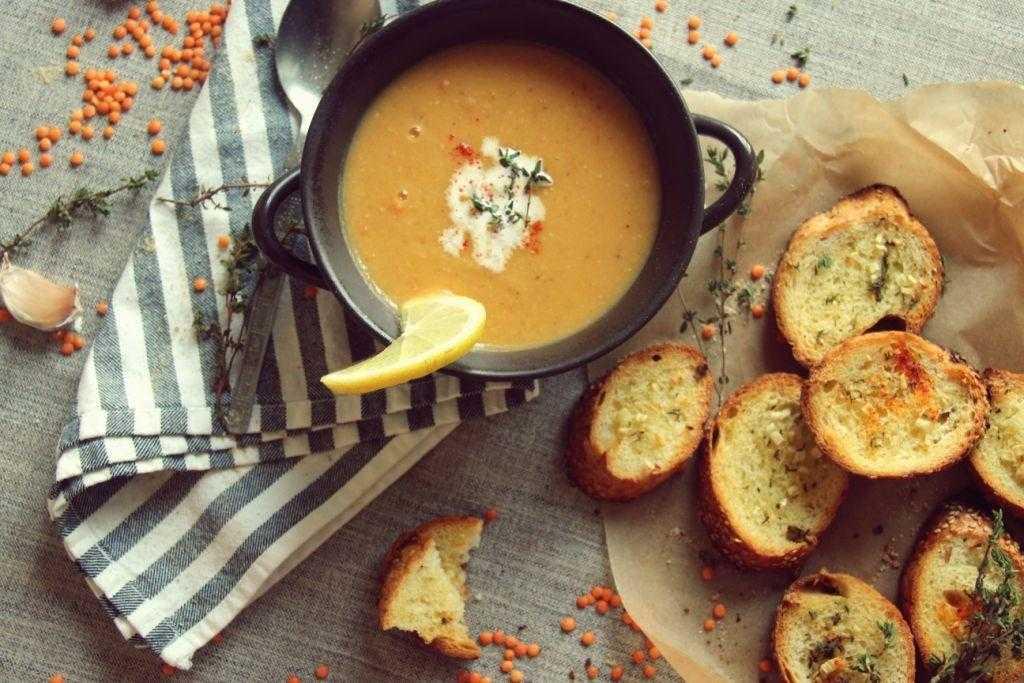 Суп из чечевицы — 10 рецептов простых и вкусных