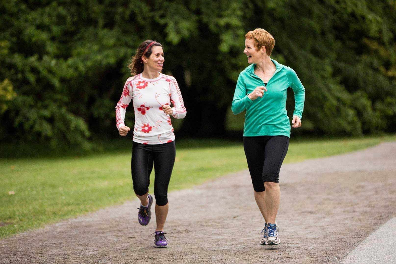 Бег или ходьба: что лучше для похудения?