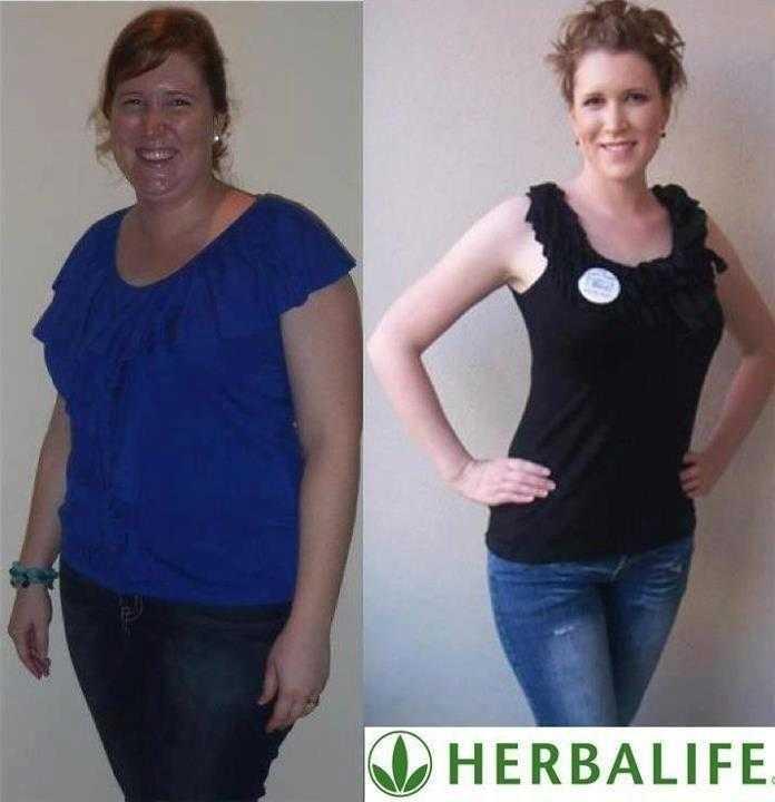 Похудеть за 12 недель: спецпроект преображение с herbalife