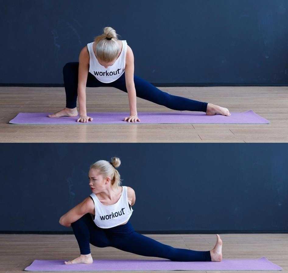 Топ-30 упражнений для стройных ног без инвентаря в домашних условиях