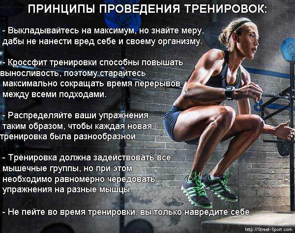 Силовая тренировка для девушек: упражнения + план (фото)