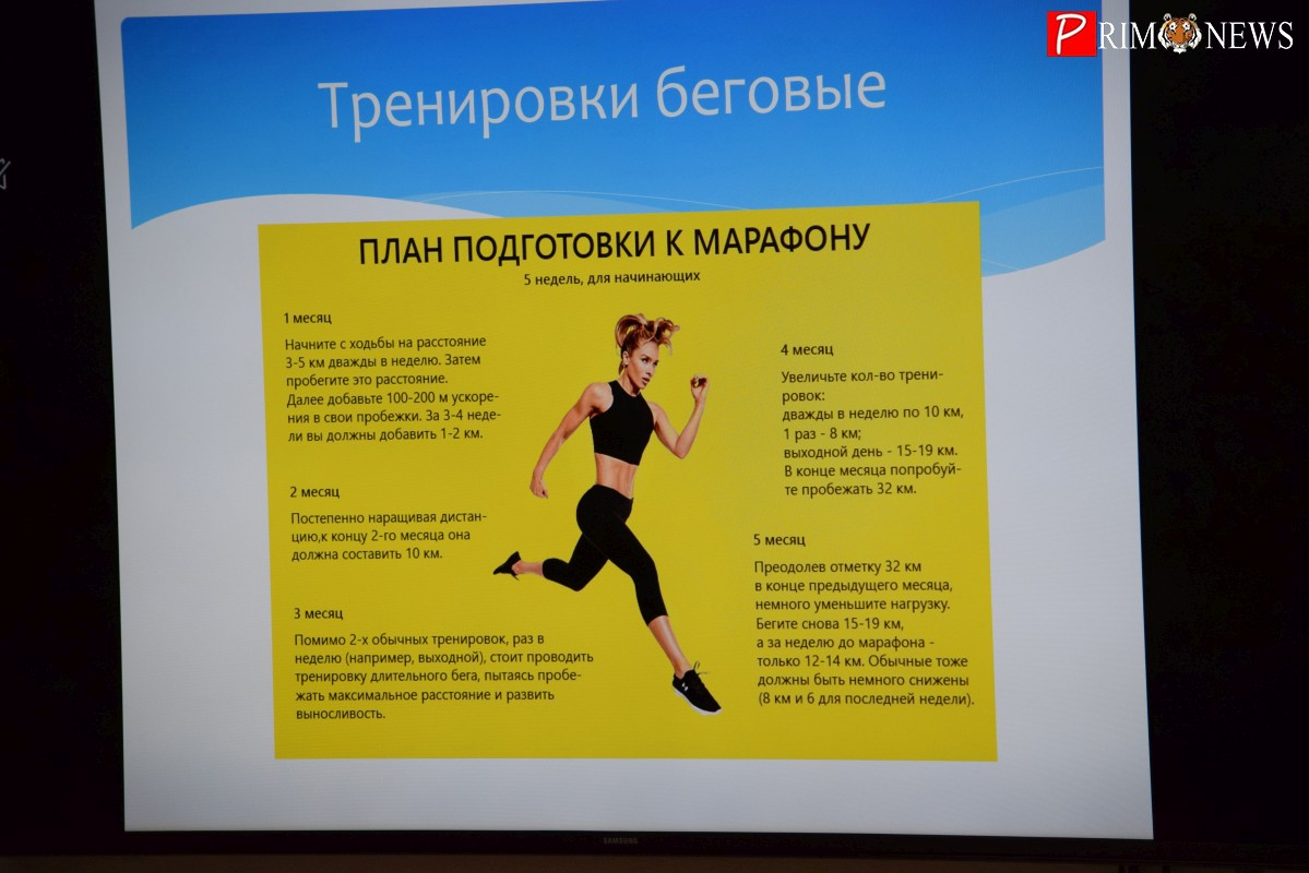Подготовка к марафону: топ-10 советов