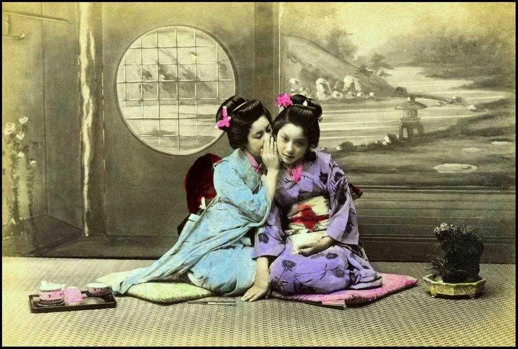 Как ухаживают за собой современные гейши: 5 секретов красоты самых соблазнительных девушек востока