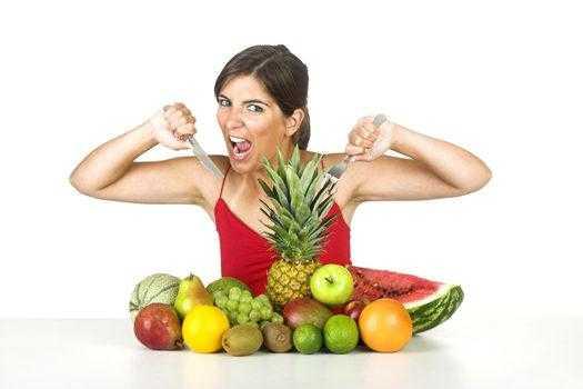 Фрукты для похудения и выведения жира - список низкокалорийных, несладких и жиросжигающих