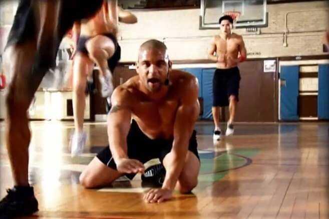 Великолепное тело: программа тренировок инсанити с шоном ти. инсанити — программа шона ти: цикл второй