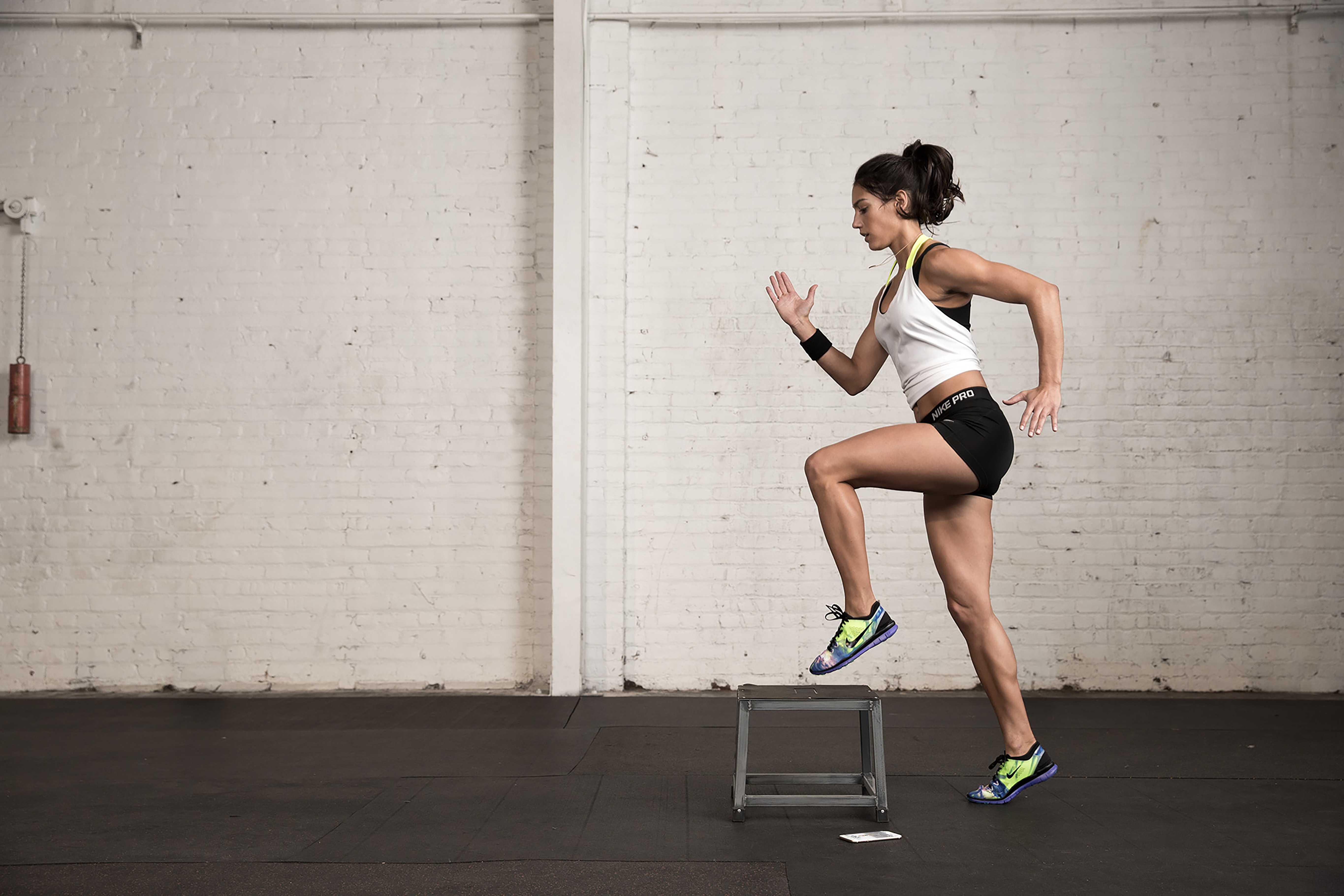 Табата жиросжигающая тренировка: комплекс упражнений | бомба тело