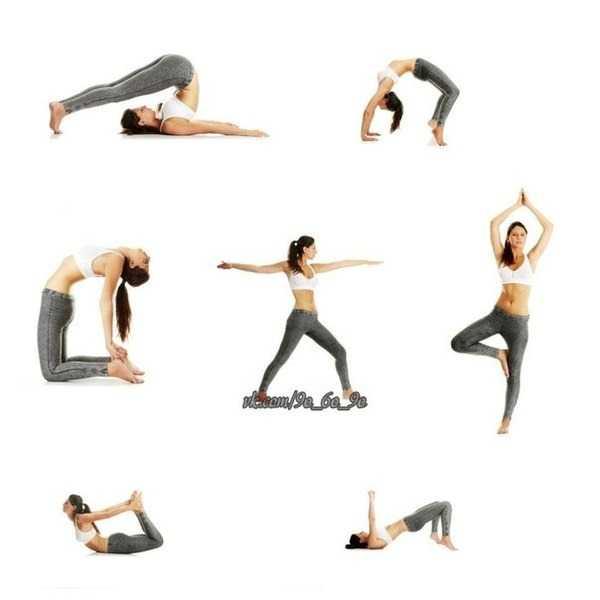 Йога для похудения живота и боков: комплекс из 6 самых эффективных упражнений