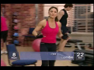 Intensity с кейт фридрих: обзор кардио-тренировки