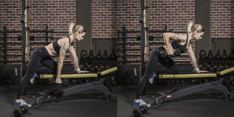 Как накачать себе крутые плечи гантелями— самые эффективные упражнения