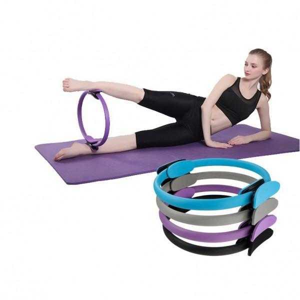 Пилатес с кольцом: эффективные упражнения