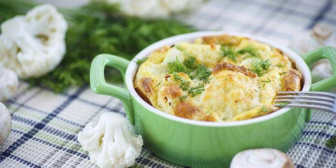 Цветная капуста в духовке с яйцом и сыром рецепт с фото пошагово - 1000.menu