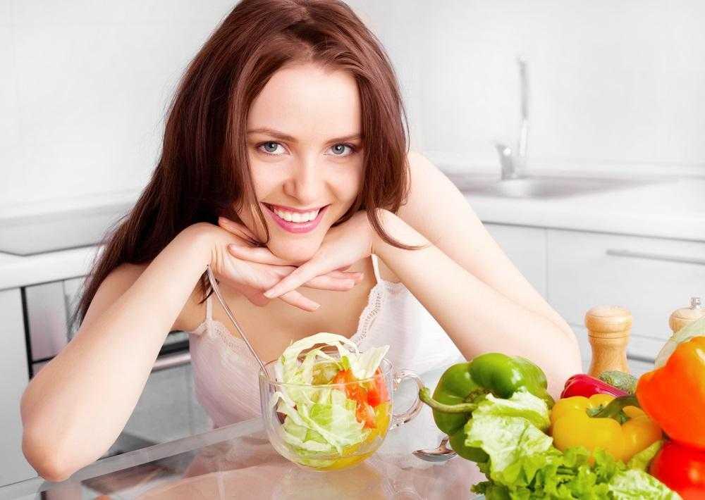 Какие продукты нужно кушать, чтобы волосы росли здоровые, густые и гладкие