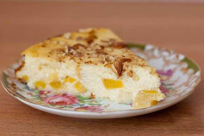 Рецепт приготовления (с фото) диетической кофейно-лимонной запеканки