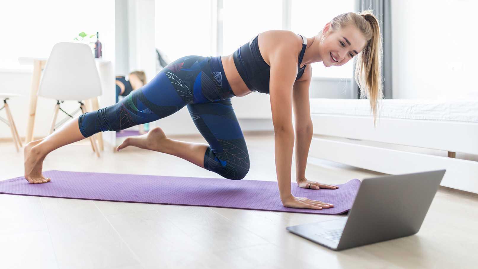 Программа тренировок для похудения дома для всего тела - allslim.ru