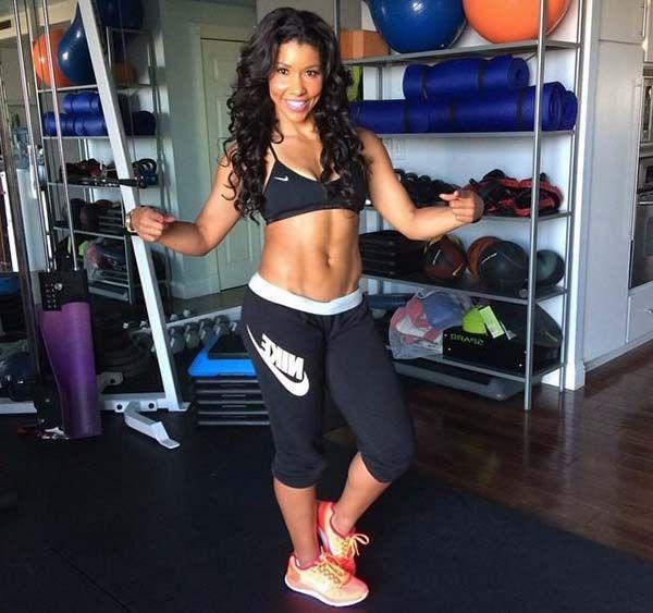 Дженни дженкинс упражнения для похудения