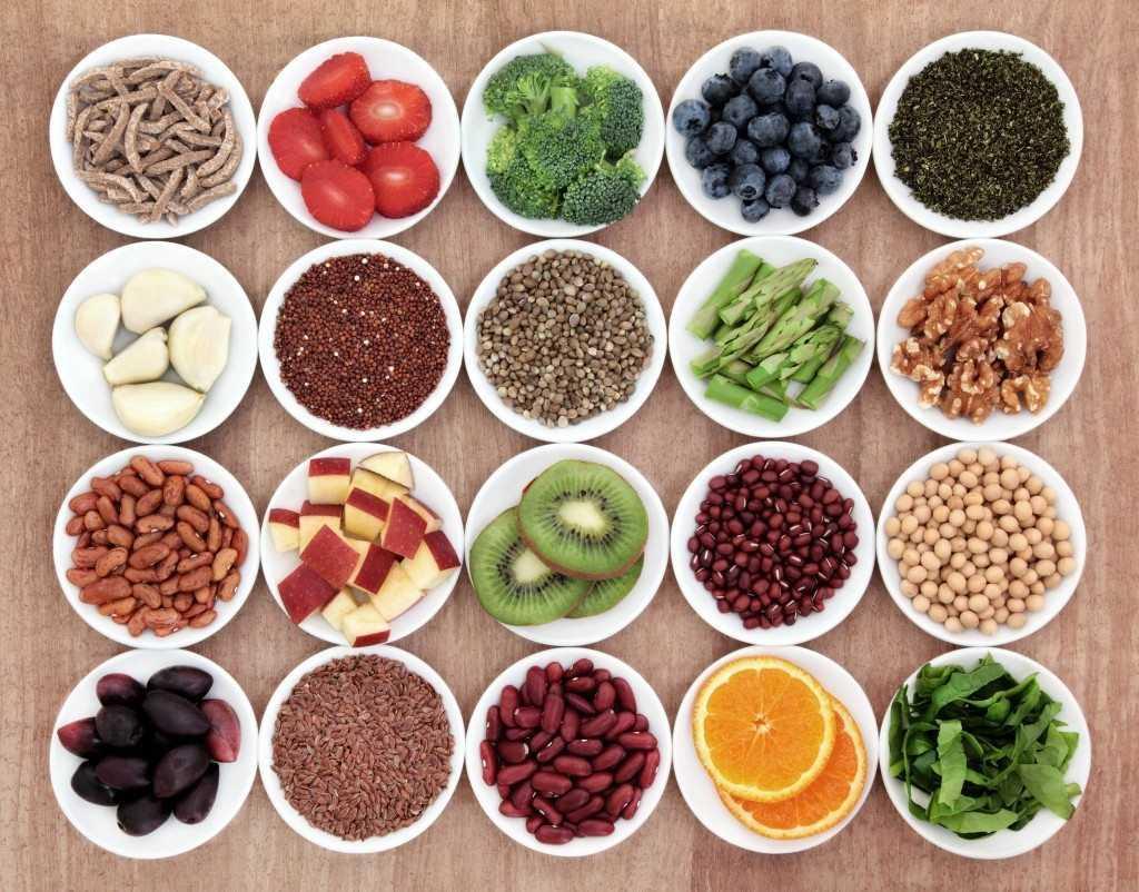 Легкие перекусы во время диеты: что выбрать