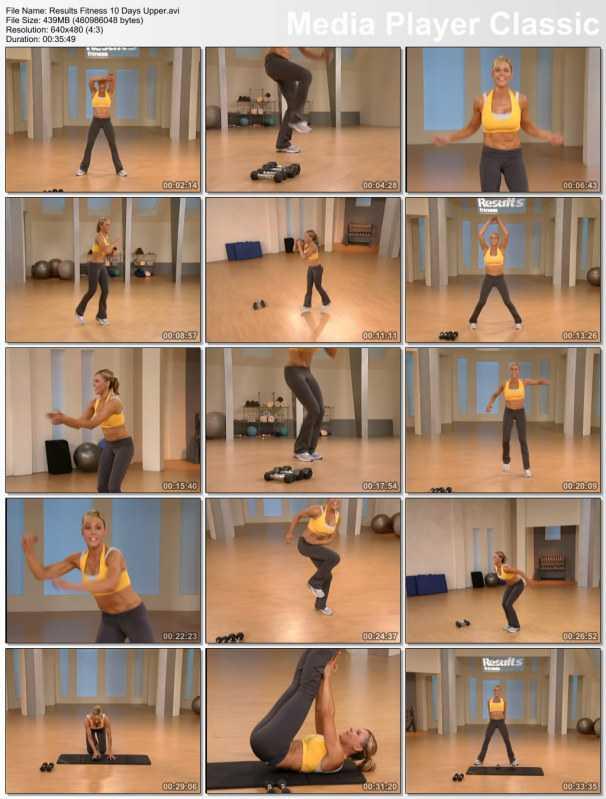 Ультра-жиросжигающая тренировка с синди уитмарш