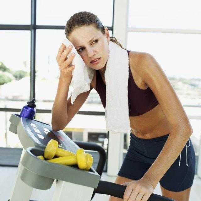 Фитнес во время месячных— всё что ты хотела знать о «красной теме»
