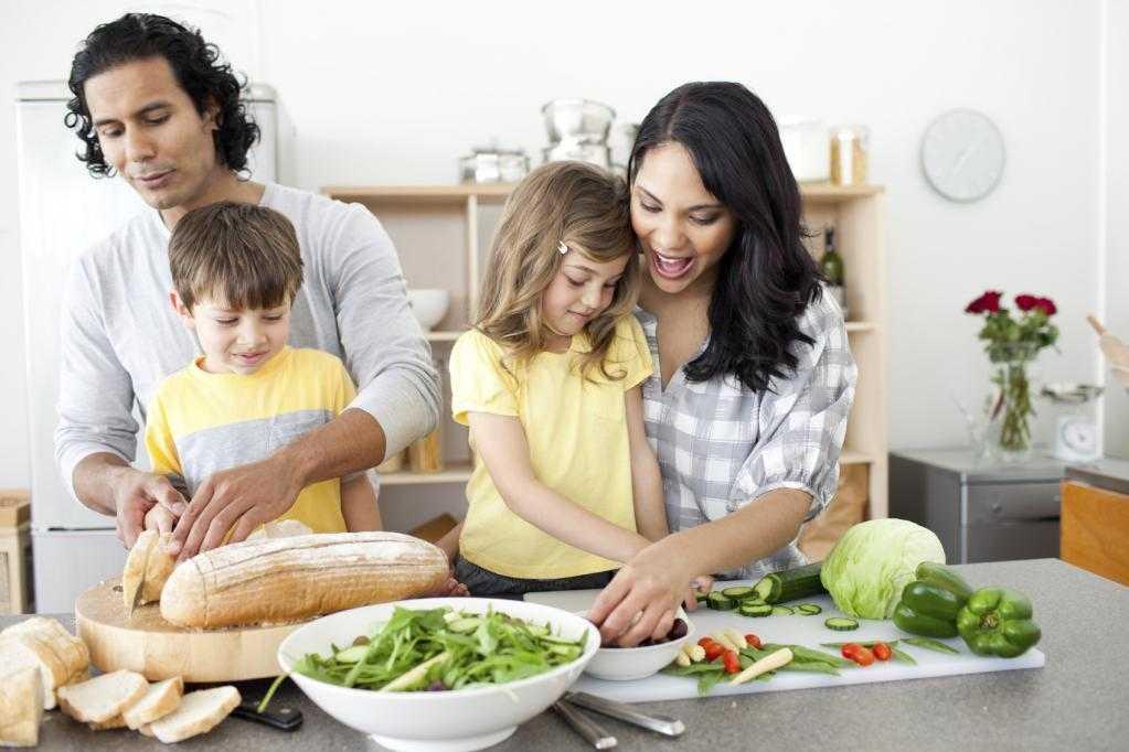 Раздельное питание - меню на неделю с рецептами, таблица совместимости продуктов и отзывы
