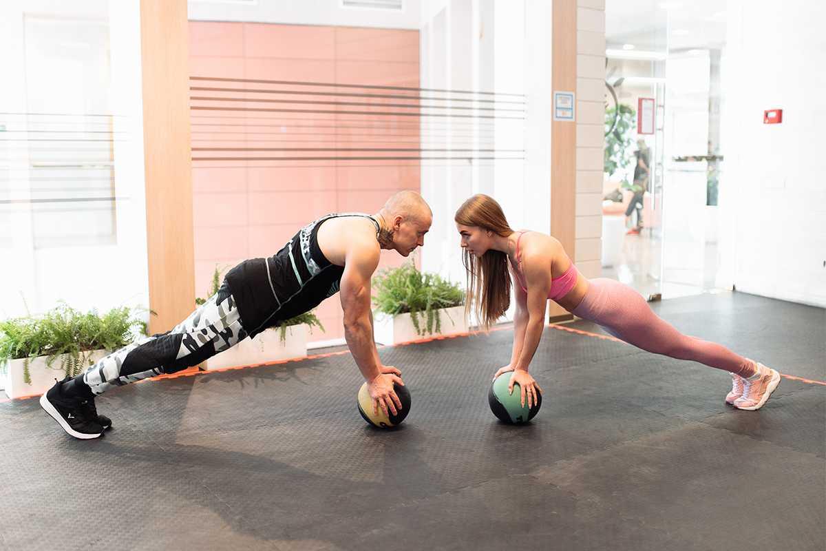 Ускорение метаболизма - 3. epoc, hiit и силовые тренировки. - 3 x 15